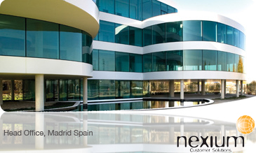 Head office in Madrid, Spain